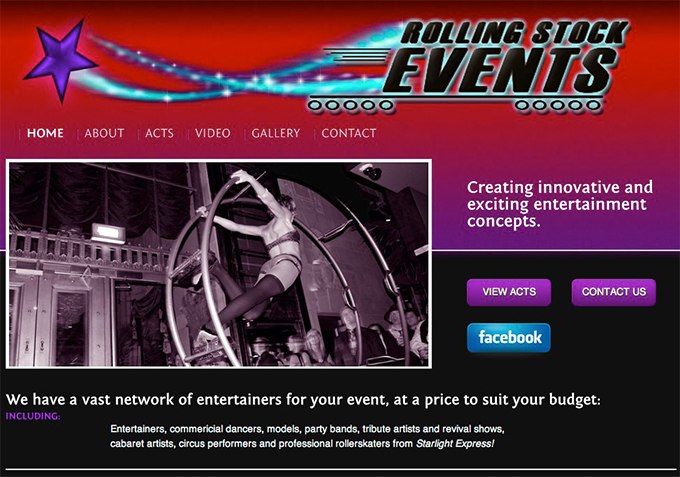 Rollingstock Events