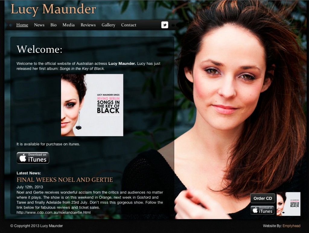 Lucy Maunder