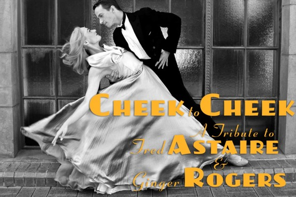 Website designed for Astaire and Rogers