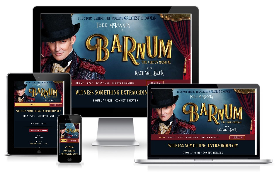 Barnum the Musical