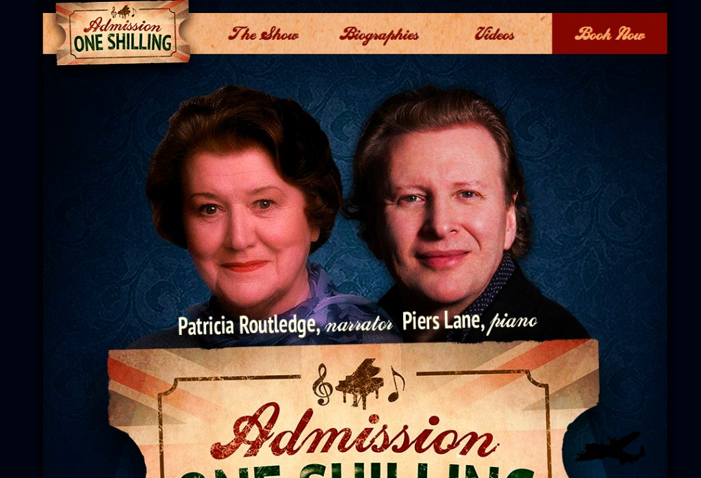 Admission One Shilling